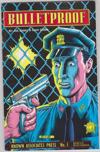 Bulletproof Comics No. 1