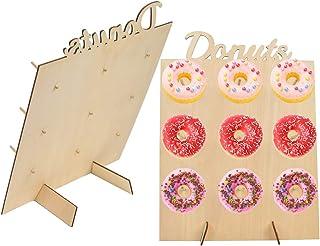 Amuzocity Cake Soporte de Pared Alternativo para Donuts