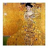 hutianyu Gustav Klimt Kuss Kunst Ölgemälde Leinwand