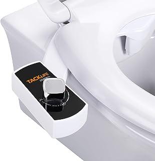 Liineparalle Accessoire de Toilette de Bidet Classique Auto-Nettoyage Attachement de Toilette de Bidet m/écanique Non /électrique /à Eau Douce Non-/électrique