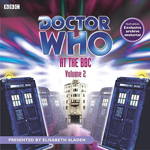 Doctor Who at the BBC, Volume 2 audiobook cover art