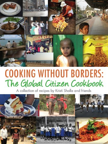 Cooking without Borders : The Global Citizen Cookbook (English Edition)