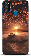 PRINT STATION Printed Back Case Cover for Samsung Galaxy M30s - 6617