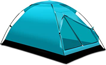 Alvantor Camping Tent Outdoor Travelite Backpacking Light Weight Family Dome Tent Pop Up Instant Portable Compact Shelter Easy Set Up (NOT Waterproof)