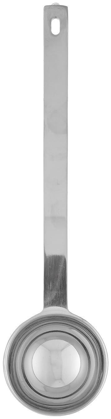 Norpro 5537 Stainless Steel Coffee Scoop, 2 Tablespoon