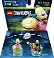 LEGO Dimensions, Simpsons Krusty Fun Pack by Warner Home Video - Games