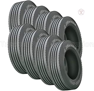 JK Truck Tyres - JETWAY JTH1 - Trailer Position Tire 16 PLY 255/70R/22.5 (Set of 8)