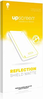 upscreen Reflection Shield Matte Screen Protector for Icom ID-31, Matte and Anti-Glare, Strong Scratch Protection, Multitouch Optimized