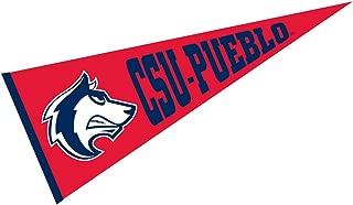 CSU Pueblo Thunderwolves Pennant and 12