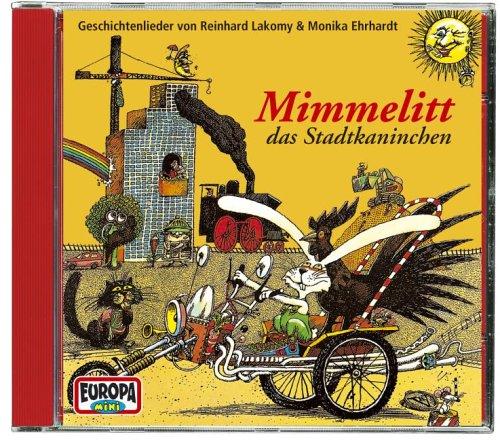 Mimmelitt, das Stadtkaninchen (Hörspiele von EUROPA)