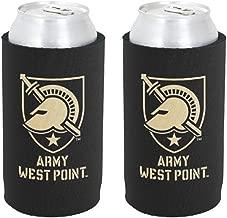 NCAA College Ultra Slim Beer Can Holder Cooler 2-Pack