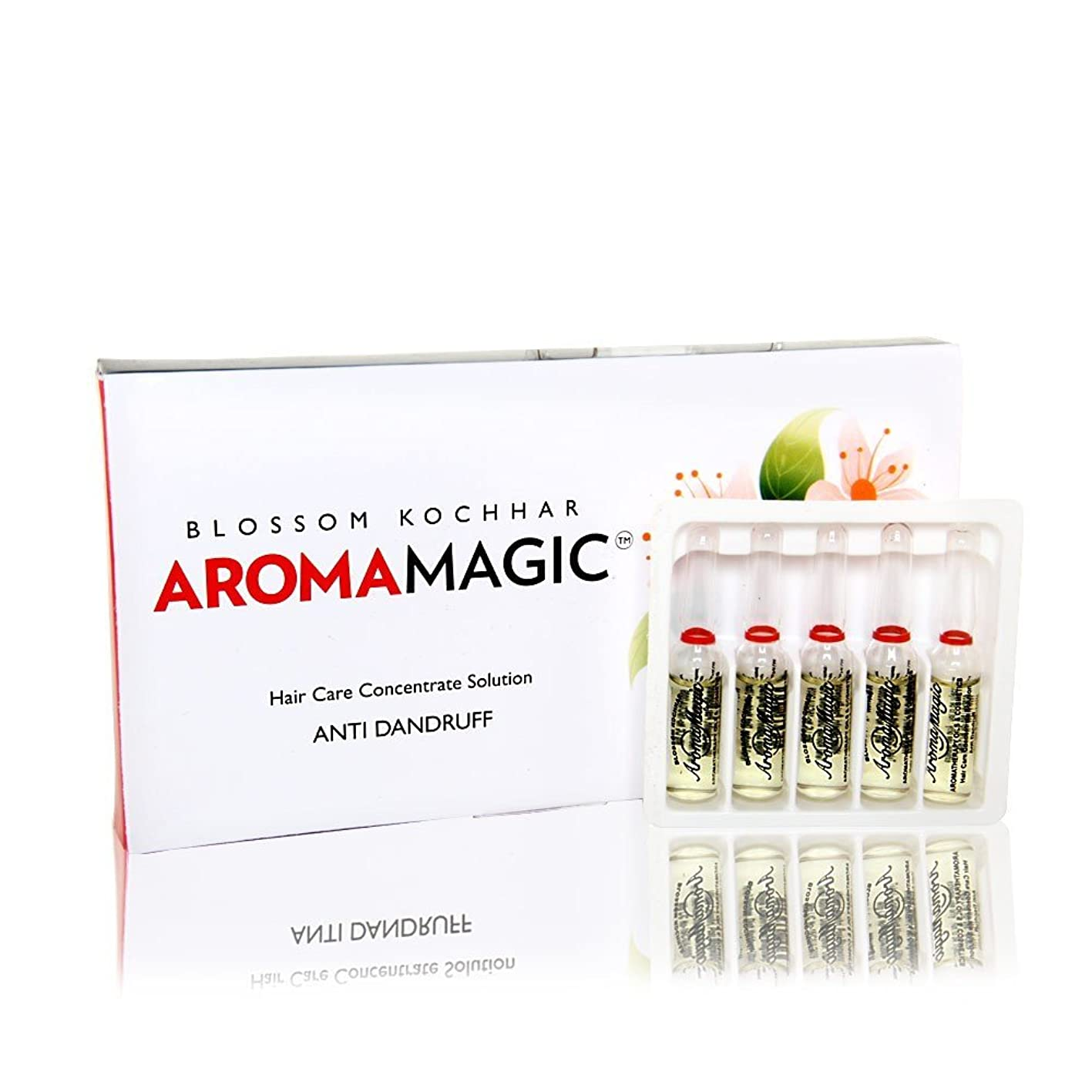 Aroma Magic Anti Dandruff Hair Care Concentration Solution - 10 Ampoules kkiopquxbpy337