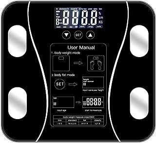 Básculas Digitales De Baño Body Fat Scale Floor Scientific Smart Electronic Led Digital Peso Baño Balance Bluetooth App Android O Ios Batería