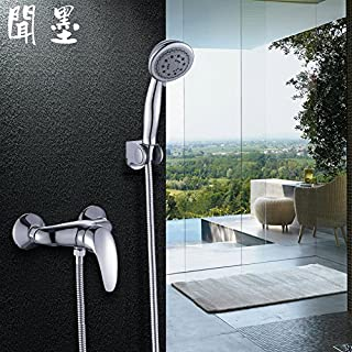 Hlluya Professional Sink Mixer Tap Kitchen Faucet Smell The Shower Faucet Full Copper Electric Water Heater Water Mixing Valve Bathroom faucets Cold Water Faucet Mixing Valve Flush Mount