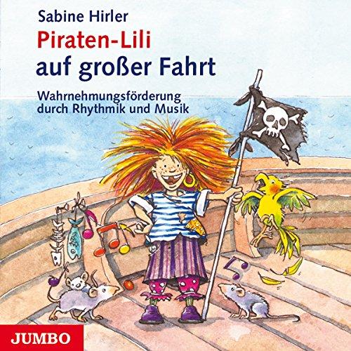 Piraten-Lili auf großer Fahrt Titelbild