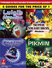 Nintendo GameCube Collection: Luigi's Mansion / Super Smash Bros. Melee / Wave Race Blue Storm / Pikmin (Prima's Official Strategy Guide)