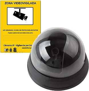 Amazon.es: pegatina alarma - Cámaras de vigilancia ...