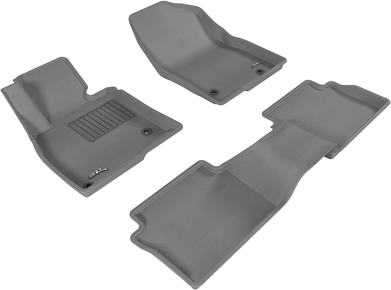 Max 52% OFF 3D MAXpider Complete Set Custom Fit Year-end gift All-Weather Se Floor Mat for