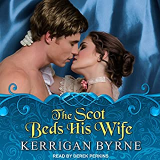 The Scot Beds His Wife audiobook cover art
