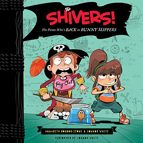 Shivers! audiobook cover art