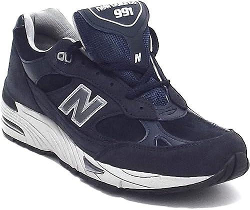 New Balance Scarpe Uomo, M 991 Npn, Sneakers in Pelle e Nabuk ...