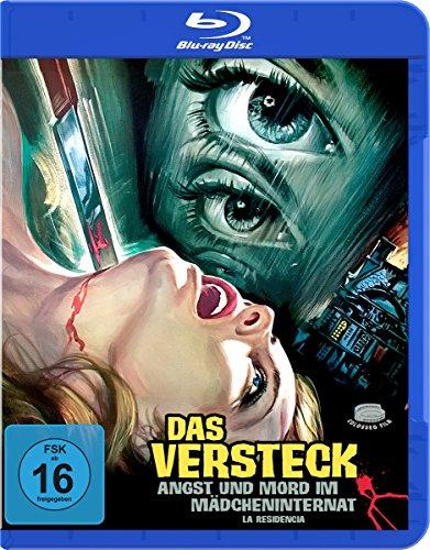 Das Versteck - Angst und Mord im Mädcheninternat - Uncut Version [Blu-ray]