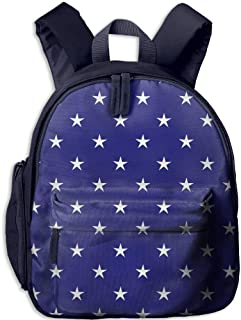 Pinta America Stars Cub Cool School Book Bag Backpacks for Girl's Boy's