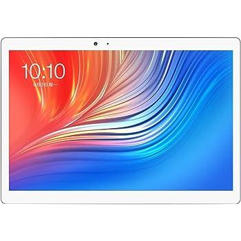 TECLAST T20 Tablet de 10.1 Pulgadas 4G LTE, 10-Core hasta 2,6GHz ...