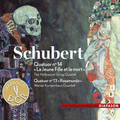 Quatuor No. 14 in D Minor, D.810 'La jeune fille et la mort': I. Allegro ma non troppo