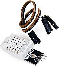 MakerHawk DHT22 AM2302 Digitales Temperatur- und Feuchtigkeitsmesssensormodul für Arduino