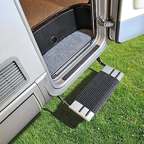 WOMEIKONG Wohnmobil Trittstufen Fußmatte Clean Step Premium Teppich Zubehör individuell passend