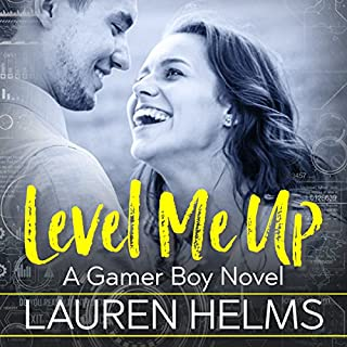 Level Me Up audiobook cover art
