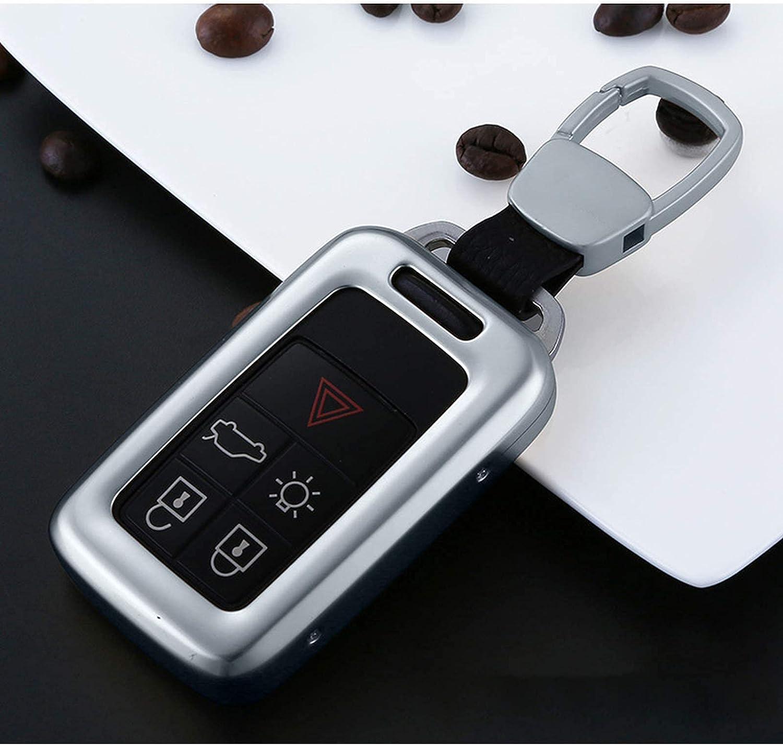 Aluminum Alloy Car Key Lowest price challenge Philadelphia Mall Bag Case Chain Cover Holder Volvo for