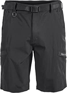 Men's Outdoor Casual Lightweight Water Resistant Quick Dry Cargo Hiking Shorts W