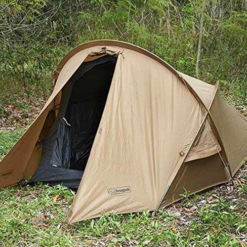 Snugpak Scorpion 2 Tent, 2 Person 4 Season Camping Tent, Waterproof, Coyote Tan