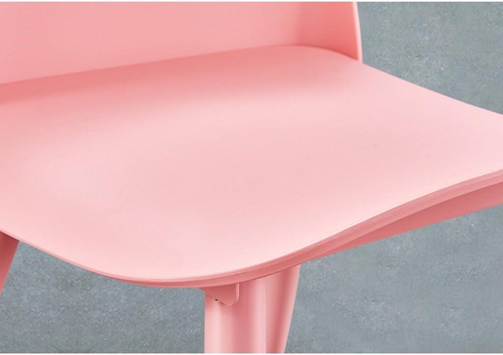 XXT-Chaise à Manger de Loisirs, Chaise Simple d'ordinateur, Chaise de Mode à la Maison Durable (Color : B) C