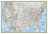 United States Classic (National Geographic Reference Map)