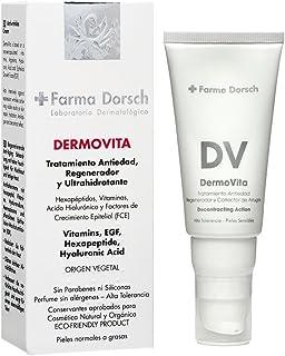 Farma Dorsch Dermovita Tratamiento Antiedad, Regenerator y Ultrahidratante Para Pieles Normales o Grasas - 50