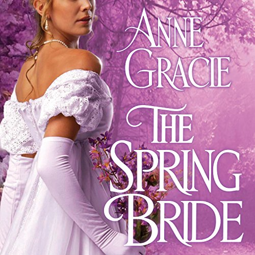 The Spring Bride audiobook cover art