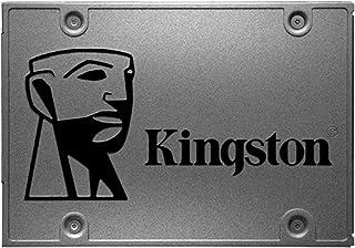 キングストン Kingston SSD 120GB 2.5インチ SATA3 TLC NAND採用 A400 3年保証 SA400S37/120G