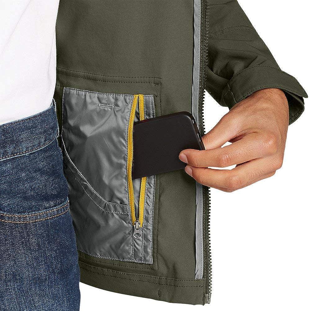 Eddie Bauer Men's Atlas Stretch Hooded Jacket