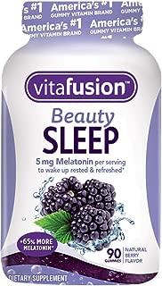 Vitafusion Beauty Sleep Gummies, 90 Count (Packaging May Vary)