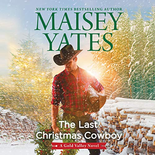 The Last Christmas Cowboy  By  cover art