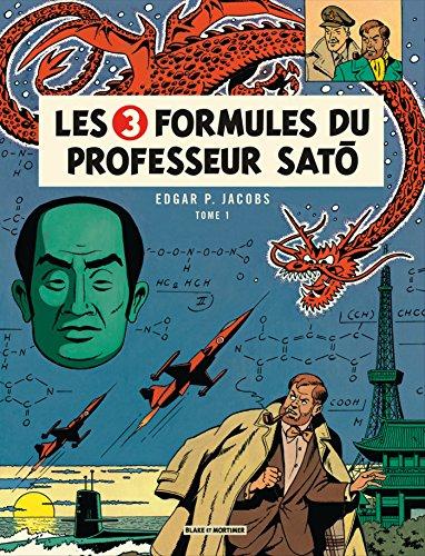 Blake & Mortimer, tome 11 : Les 3 formules du professeur Sato, tome 1