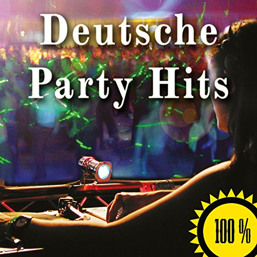 100% Deutsche Party Hits (2015)