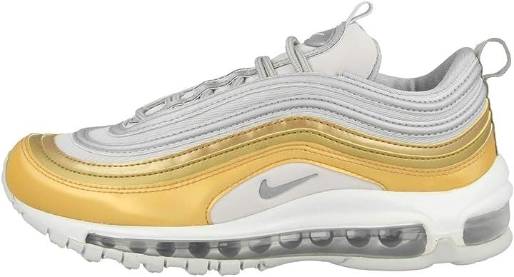 Scarpe sportive donna nike w air max 97 se, scarpe da atletica leggera donna BV0129