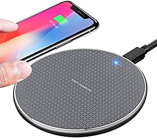 TIANYI Wireless charger,10W phone Wireless Charging Pad 2020 Upgraded version ,Compatible with iphone 11/11 Pro/11 Pro Max...
