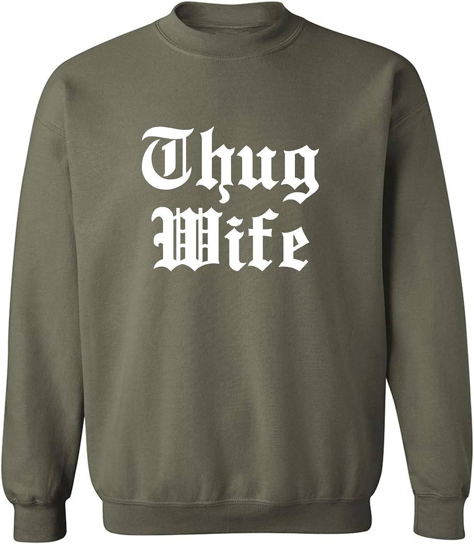 Thug Wife Crewneck Sweatshirt