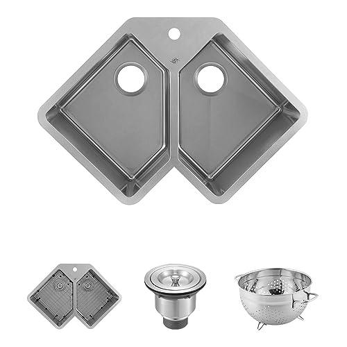 Corner Kitchen Sinks: Amazon.com