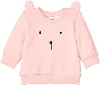 Name It Nbfbeate Swe O Neck Unb Kız bebek Sweatshirt